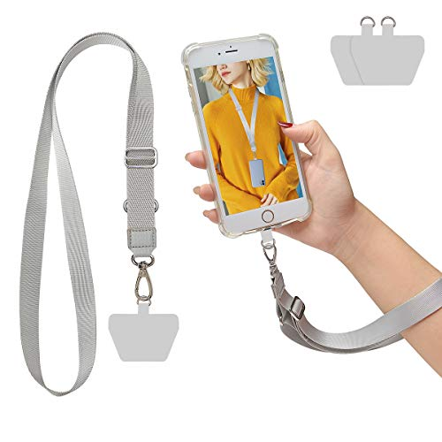 SS Cell Phone Lanyard, Phone Lanyards For Around The Neck...
