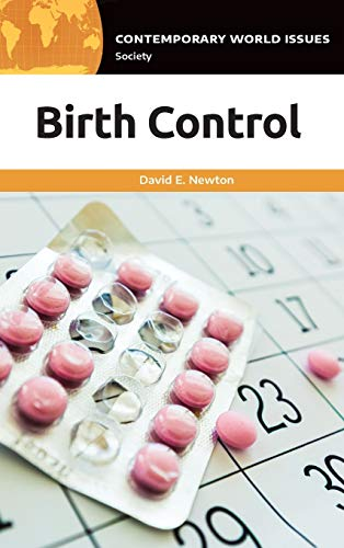 Birth Control: A Reference Handbook (Contemporary World Issues)