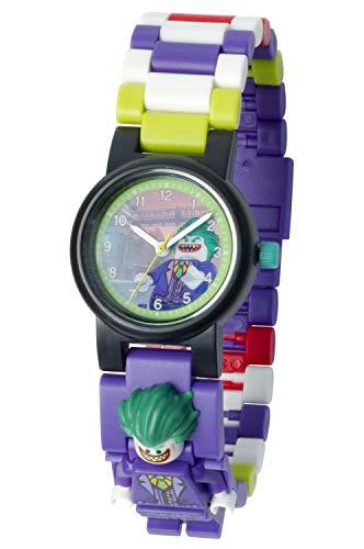 Lego Reloj Analógico para Unisex Niños de Cuarzo con Correa en Plástico 8020851