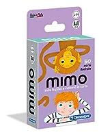 Le jeu traditionnel de mimo fait sur mesure pour les enfants à l'âge préscolaire Le jeu contient 50 cartes avec de jolis personnages représentés dans des loffes amorties et poses Le but du jeu est d'imiter l'action ou l'animal illustré dans le papier...