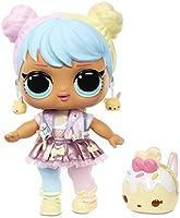 "LOL Surprise Big B.B. (Big Baby) Bon Bon – 11"" Large Doll, UNbox Fashions, Shoes, Accessories, Includes Playset Desk,..."