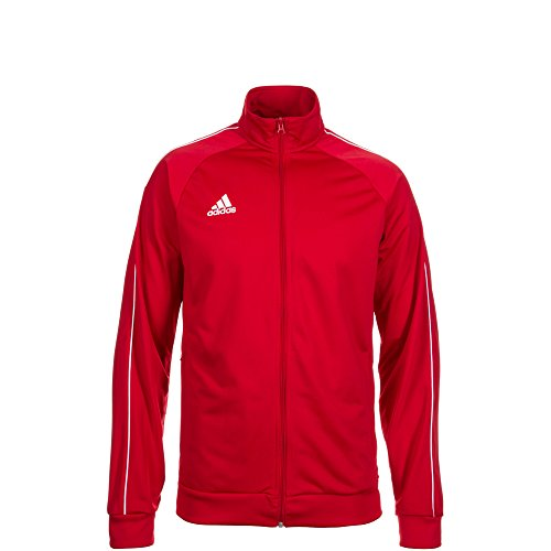 adidas CORE18 PES JKTY, rot(power red/White), 176