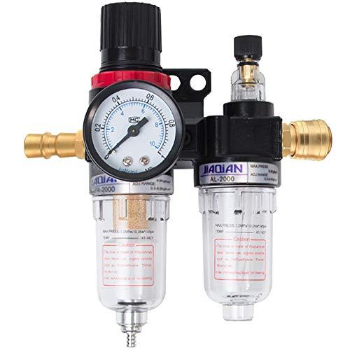 Wasserabscheider,Druckregler Pneumatische,Kompressor druckregler,Druckluft Für Kompressor,Druckluft,Druckminderer mit Manometer,Druckluft mit Manometer,Druckminderer,Druckluft-Wasserabscheider