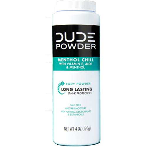 Image of Dude Products Body Powder,...: Bestviewsreviews