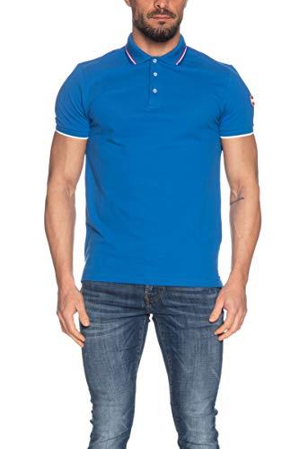 COLMAR Originals Royal Poloshirt, kurzärmelig, Blau Small