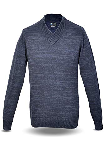 Tiffosi: Pull Homme Manches Longues col en V