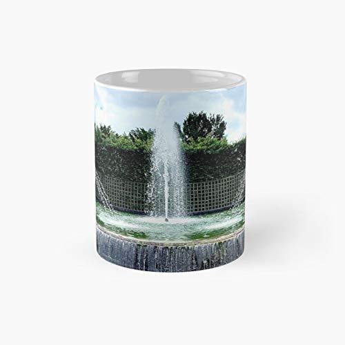 Taza clásica Versalles | El mejor regalo divertidas tazas de café de 325 ml