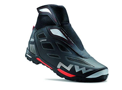 Northwave X-Cross GTX - Zapatillas - gris/negro Talla del calzado 46 2017