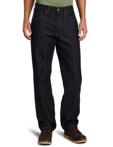 Levi's Men's 550 Relaxed-fit Jean, Tumbled Rigid, 42X32