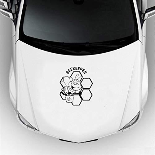 Auto Aufkleber Der Imker-Bienen-Honig-Imkerei-Abziehbild-Autoaufkleber-Auto-LKW-Bauer Cute Car Decoration