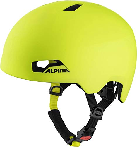 ALPINA HACKNEY Fahrradhelm, Kinder, be visible, 51-56
