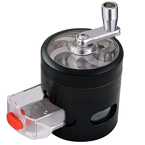 CigaMaTe Grinder with Hand Crank