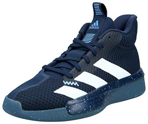adidas Performance PRO Next 2019 buty sportowe Hommes niebieskie buty do koszykówki, niebieski - niebieski - 41 1/3 EU
