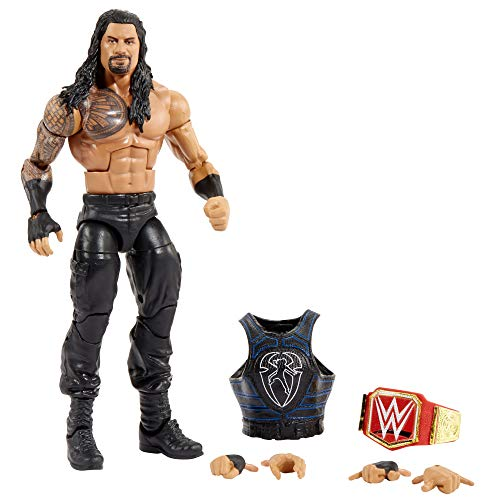 WWE Roman Reigns Top Picks 6-inch Action Figures with Articulation & Life-Like Detail