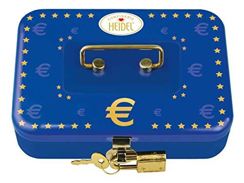 Confiserie Heidel Euro Geldkassette, 60 g