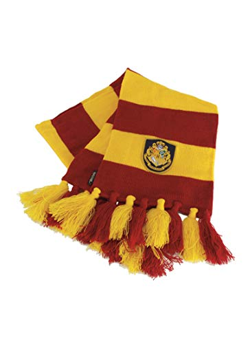 elope Hogwart's Gryffindor Knit Scarf Red
