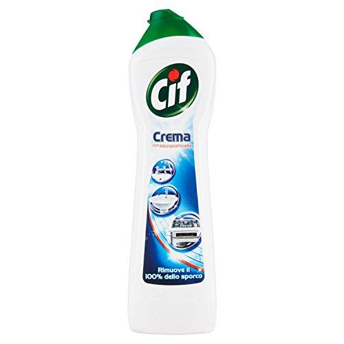 Cif Detersivo Crema con Microparticelle - 500 ml