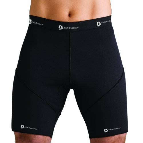 Thermoskin Kompressionsshorts Athletic, schwarz, Large
