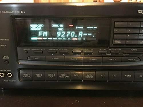 Onkyo TX-SV717Pro Audio Video Control Tuner Amplifier