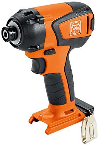 FEIN 71150564000 ASCD 12-150 W4 Select 1700RPM 12V Negro, Naranja-Atornillador de Impacto (12 V, 850 g, 135 NM)