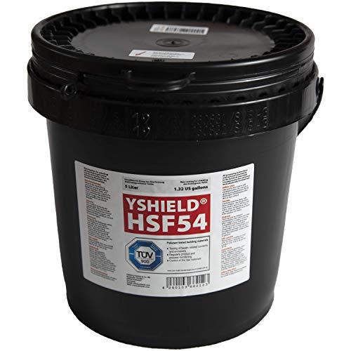 Shielding Solutions EMF Shielding Paint YSHIELD HSF54 5 Liter