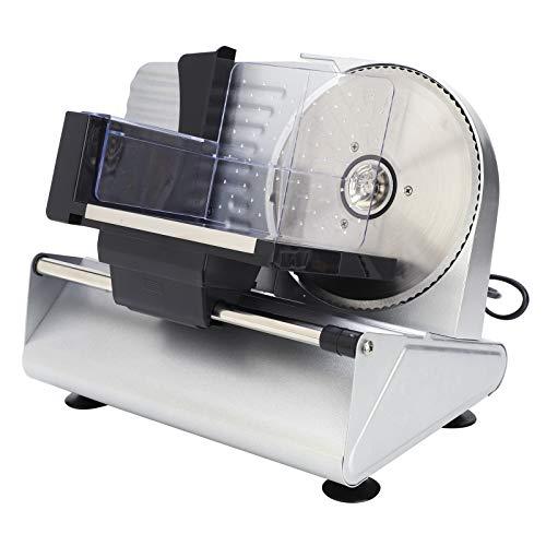 Cortador de carne eléctrico Máquina de corte de alimentos de queso vegetal...