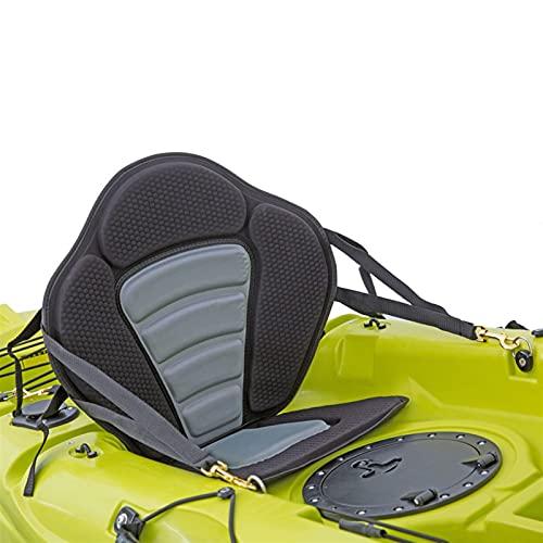 cyg Asiento De Kayak, Exterior Canoa Acolchada Portátil Antideslizante Asiento De Kayak Cojín para Universal Sit Asiento De Kayak Cojín