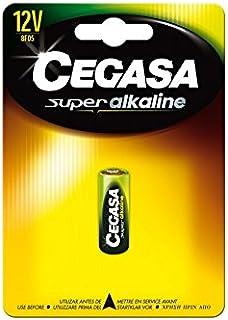 CEGASA Superalkaline - Pack Pila 8F05, Color Verde