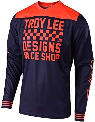 Pantaloni Motocross Troy Lee Designs 2018 Gp Mono Nero 34 Vita = Eu 48 , Nero