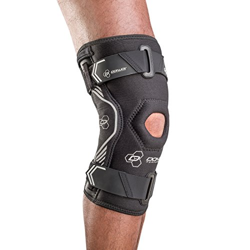 DonJoy Performance Bionic Drytex Hinged Knee Sleeve, Medium