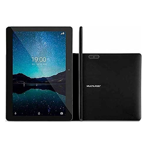 Tablet M10 3G Lite 32GB 10 Pol. Preto Multilaser - NB318