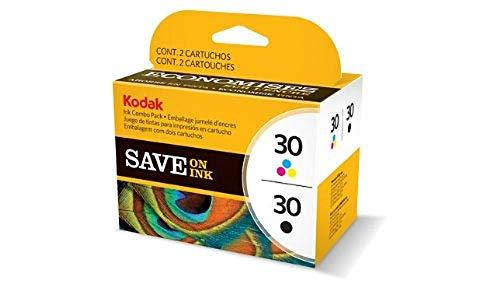 Kodak 30B/30CL - Pack 2 cartuchos tinta original impresión