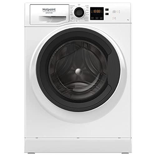 Hotpoint NS 722U WK SPT N lavadora Independiente Carga frontal 7 kg 1200 RPM E Blanco