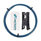 Creality Capricorn XS Series Tubo de PTFE Bowden de baja fricción para filamento de 1,75 mm con cortador de tubo de PTFE