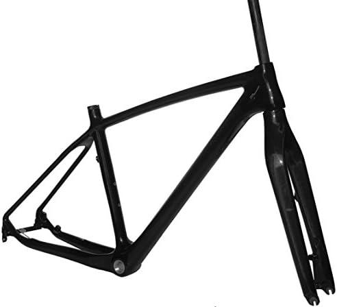 Full Carbon UD Glossy 27.5er Now free shipping Mountain Bike Frame 650B Elegant An BSA MTB