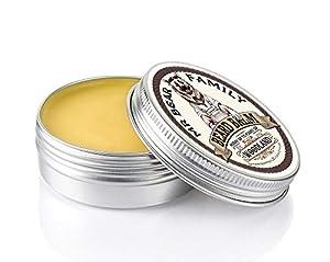 herb holziger Duft pflegt deinen Bart sorgt für Halt und Geschmeidigkeit