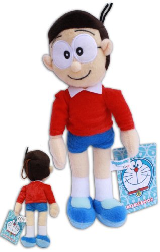 Nobita 26cm Muñeco Peluche Super Suave Serie Doraemon TV