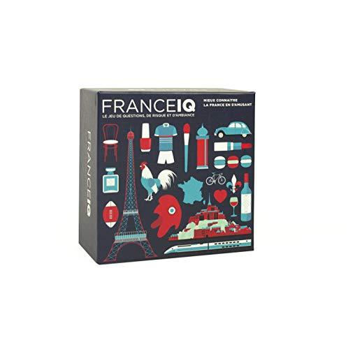 Helvetiq- France IQ Jeu de Connaissance, 99292