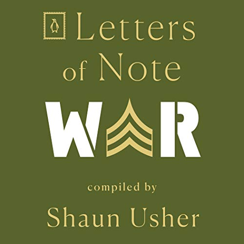 Letters of Note: War  By  cover art