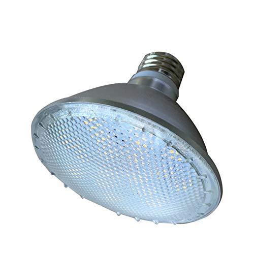 Bombillas LED Lámpara PAR De Aluminio Impermeable LED RGB + W PAR38 20W IP65 Modelos Colorido De Explosión De La Lámpara A Distancia Amazon Ahorro de energía y protección ambiental.