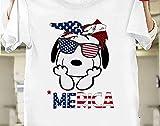 HOT - Shirt Fòr-Snòópys Mericas 4th Of...