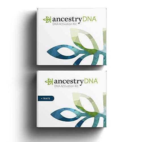 AncestryDNA® and AncestryDNA® + Traits Bundle