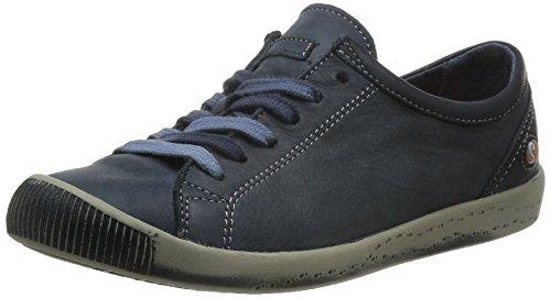 Softinos ISLA - Zapatillas deportivas para mujer, color Azul, talla 40 EU