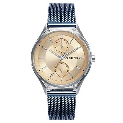 Reloj Viceroy Air_bpar Azul Mujer 471194-97