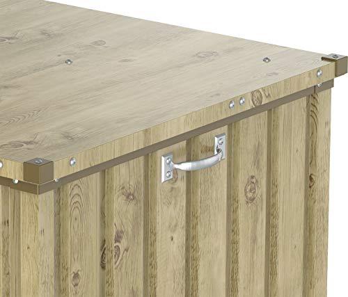 tepro Metall Gerätebox, Eiche - 6