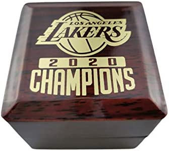2020 Basketball Championship Ring s Box Collectible LAL Sport Fans Kobe Collection Gift common product image