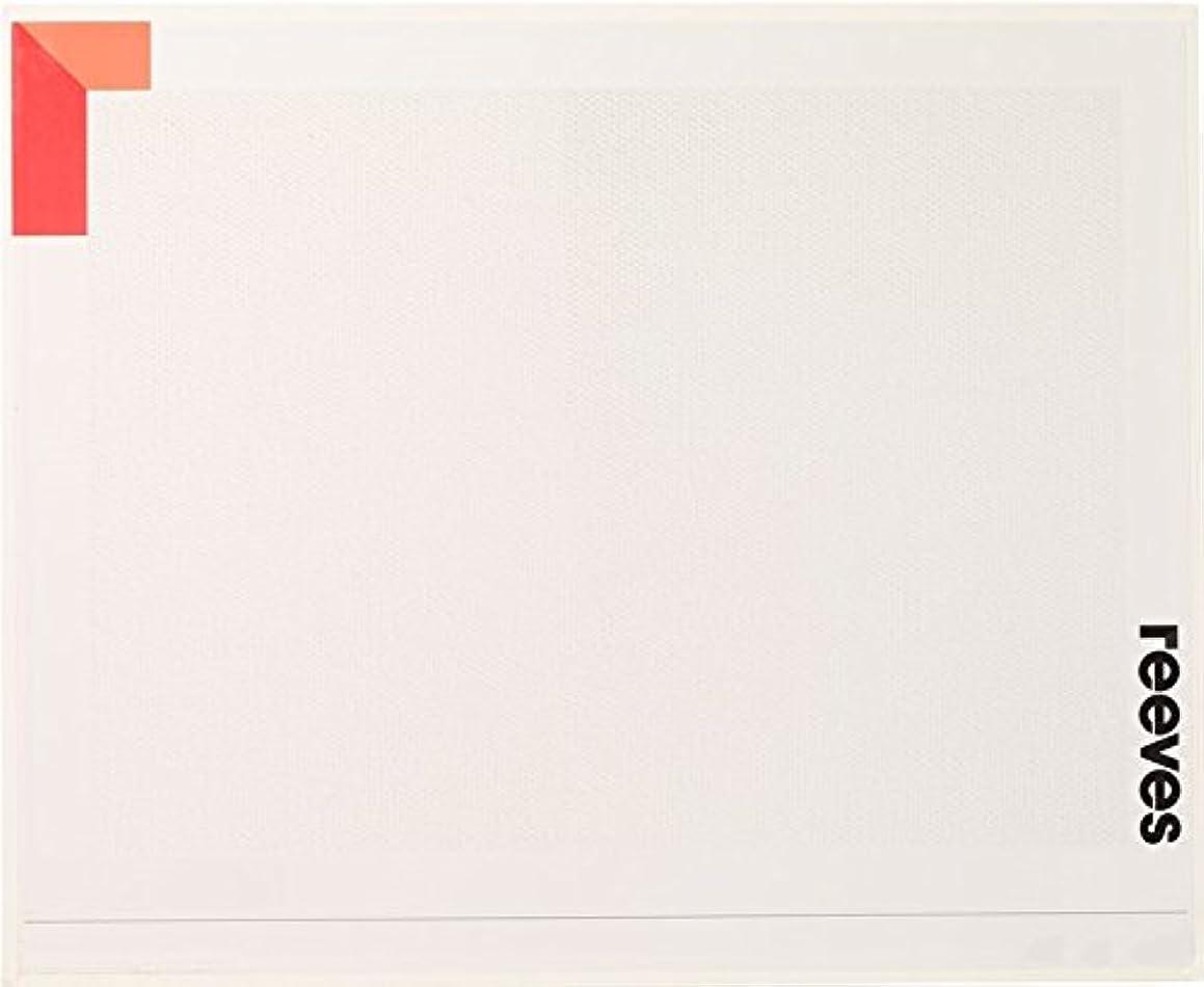 Reeves 8330830?Cotton Stretched Canvas Frame, 100% Cotton, Cotton, Baumwoll-Keilrahmen, 60 x 80cm