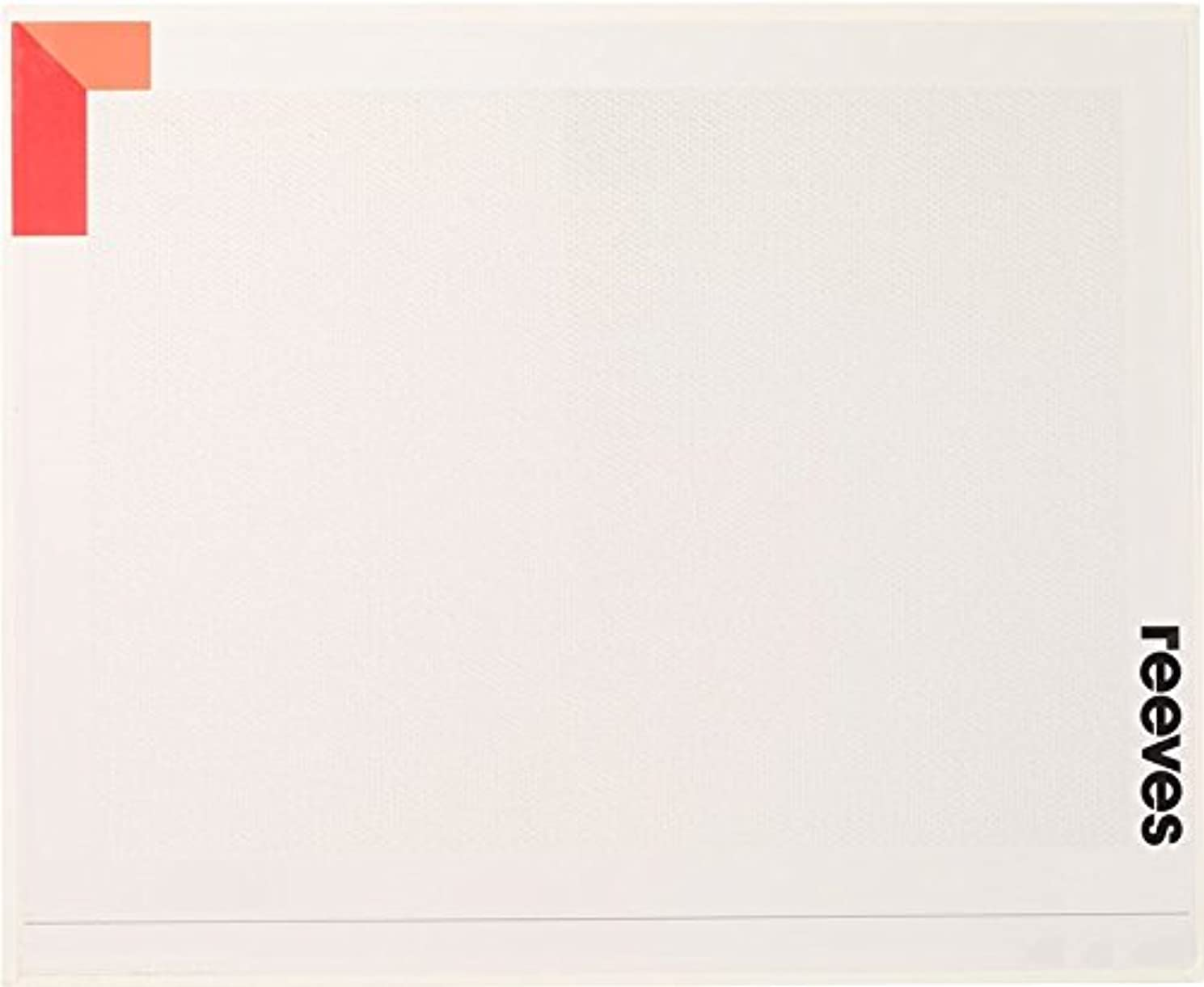Reeves 8330830?Cotton Stretched Canvas Frame, 100% Cotton, Cotton, 3-er Pack Baumwoll-Keilrahmen, 30 x 40cm