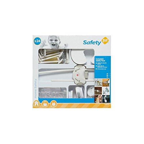 Safety First - Coffret de sécurité des enfants - 24 pièces pour la maison