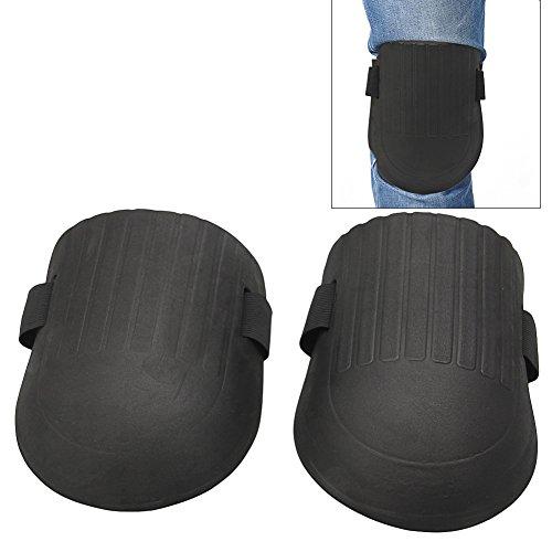 Kalttoy 1 par de rodilleras flexibles de espuma suave, protectoras, para trabajos deportivos, jardinería